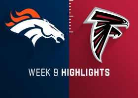 Broncos vs. Falcons highlights | Week 9