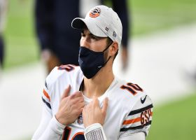 Rapoport: Trubisky unlikely to return to Bears without long playoff run