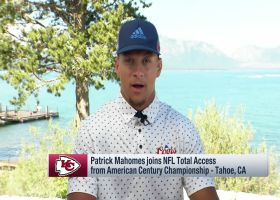 Exclusive: Mahomes talks record-setting extension, social justice responsibility