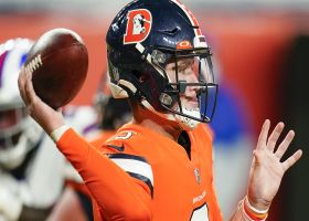 Palmer assesses Broncos' chances of drafting QB at No. 9 overall