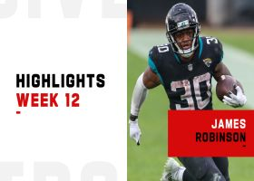 James Robinson's best plays from 159-yard game | Week 12