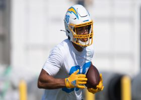 Pelissero: 'Nothing to worry about' with Austin Ekeler's hamstring
