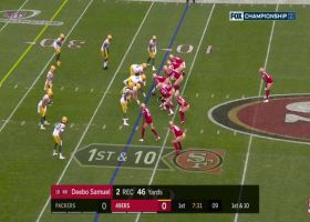 Raheem Mostert's best plays from 4-TD game   NFC Championship Game