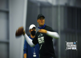 First look: Philip Rivers throwing at Colts training camp