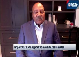 Jim Brown weighs in on Colin Kaepernick, today's social justice movement