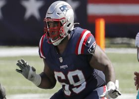 Giardi: Patriots O-line getting back to full strength for Week 7 vs. 49ers