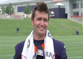 Drew Lock reveals offseason area of work that's translated most in camp