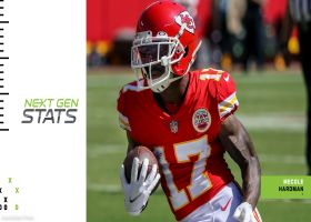 Next Gen Stats: Chiefs top 3 YAC above expectation plays | Week 3