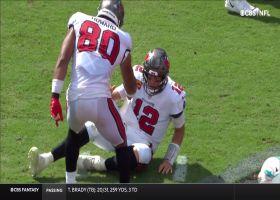 Jaelan Phillips takes down Tom Brady for first career NFL sack
