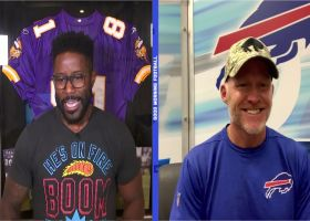 McDermott: Diggs, Allen will be 'fun to watch' in 2020