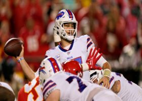 Can't-Miss Play: Josh Allen delivers hole-shot throw to Knox for 41 yards