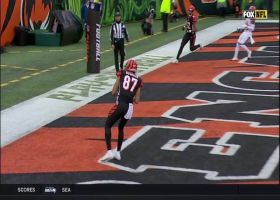 Dalton caps the opening drive with a 15-yard TD to Uzomah