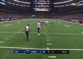 Fake punt alert! Hekker delivers key fourth-down throw to Thomas