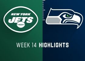 Jets vs. Seahawks highlights | Week 14