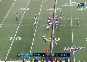 Kenny Vaccaro lowers the BOOM on Sony Michel for TFL