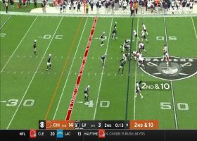 Ngakoue blindsides Justin Fields to thwart Bears' drive before half