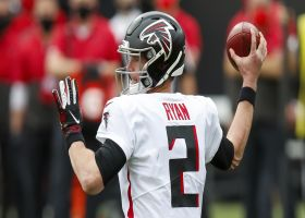 Brooks: Falcons drafting a quarterback could 'inspire' Matt Ryan