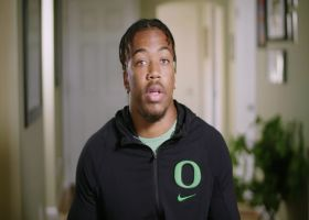 Inspire Change: Jevon Holland on football journey, speaking up for racial justice