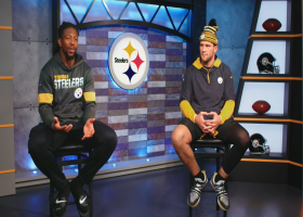 T.J. Watt, Bud Dupree talk about what makes their friendship special