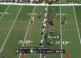 Ray-Ray McCloud goes way upstairs for 24-yard grab