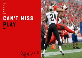 Can't-Miss Play: Brate beats tight coverage for twisting TD catch
