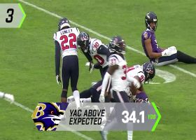 Surprising Yards After Catch | Week 11