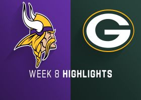 Vikings vs. Packers highlights | Week 8