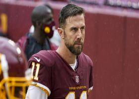 Burleson: Alex Smith is the 'comeback player of the year'