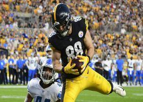 Steelers' top plays vs. Lions | Preseason Week 2