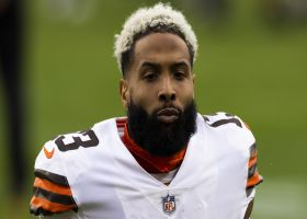 Rapoport: OBJ will miss remainder of season with torn ACL