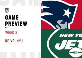 Patriots vs. Jets preview | Week 2