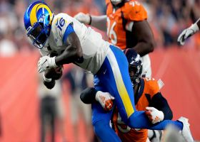 Broncos corral Bryce Perkins for big third-down sack