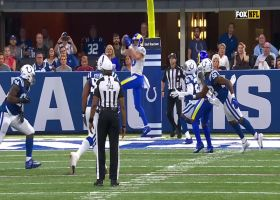 Cooper Kupp makes getting open for 10-yard TD look too easy