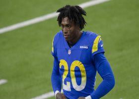 Rapoport: Rams restructuring contracts for Jalen Ramsey, Aaron Donald