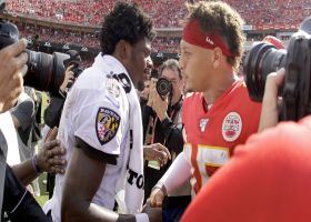 Jackson vs. Mahomes: Who is 2020 MVP favorite?