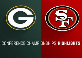 Packers vs. 49ers highlights   NFC Championship Game