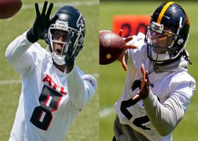 Non-QB rookies positioned to excel in Week 1 | 'NFL Total Access'
