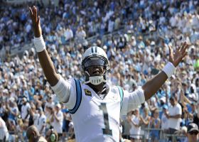 Burleson: Pats' offense will be 'even more dynamic' with Cam Newton