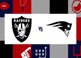 Raiders-Patriots Score Predictions in Week 3 | 'GameDay View'