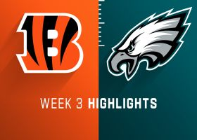 Bengals vs. Eagles highlights | Week 3