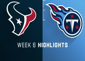 Texans vs. Titans highlights | Week 6