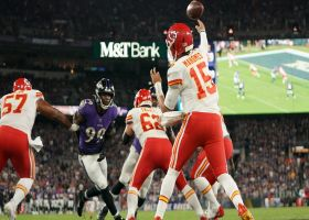 Patrick Mahomes' best plays from 343-yard game | Week 2
