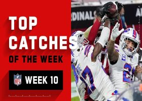 Top catches of the week | Week 10
