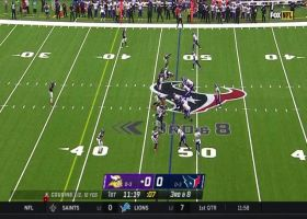 Whitney Mercilus pushes through for big third-down sack