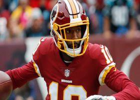Rapoport: Washington Redskins lose offensive lineman Brandon Scherff, Shawn Lauvao, wide receiver Paul Richardson to season-endi