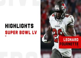 Leonard Fournette's best plays from 135-yard game | Super Bowl LV