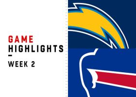 Chargers vs. Bills highlights | Week 2
