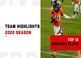 Top 10 Broncos plays | 2020 season