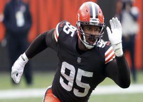 LaDainian Tomlinson's offseason priorities list for Browns
