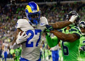 Darrell Henderson breaks loose for Rams' longest run of '21 so far
